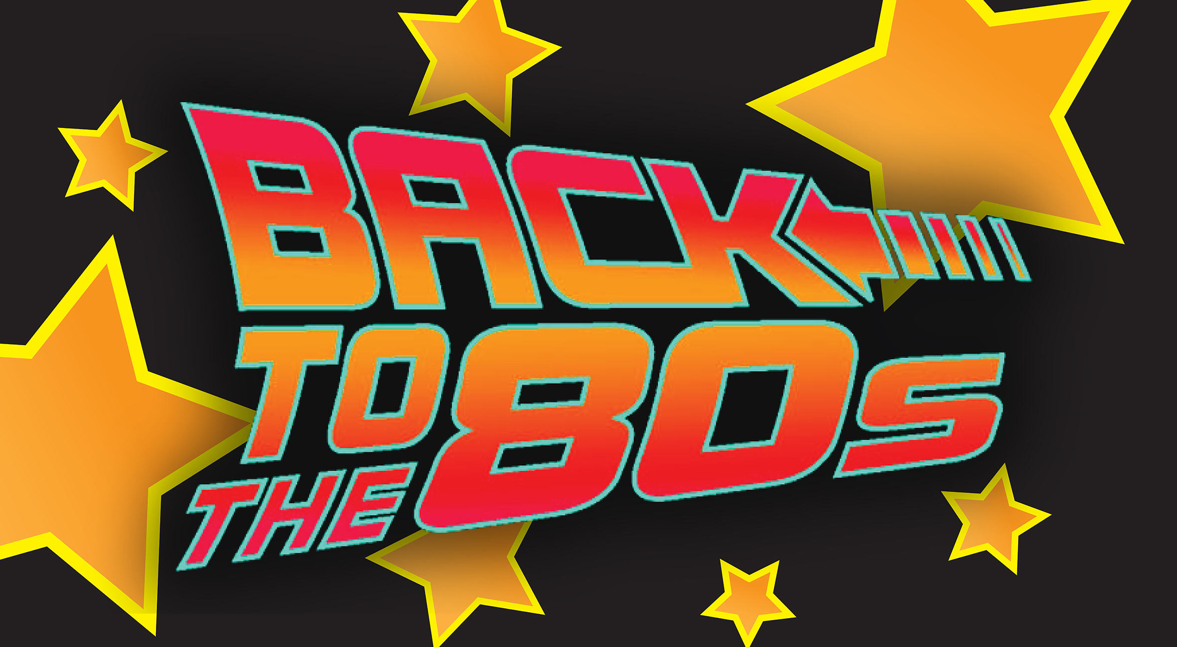 Seckford Theatre Back To The 80s 8th 12th February